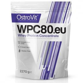 Сывороточный протеин  WPC80 2270 гр Ostrovit