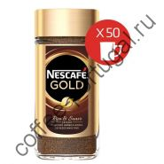 "Кофе растворимый ""Nescafe Gold"" 100 гр"