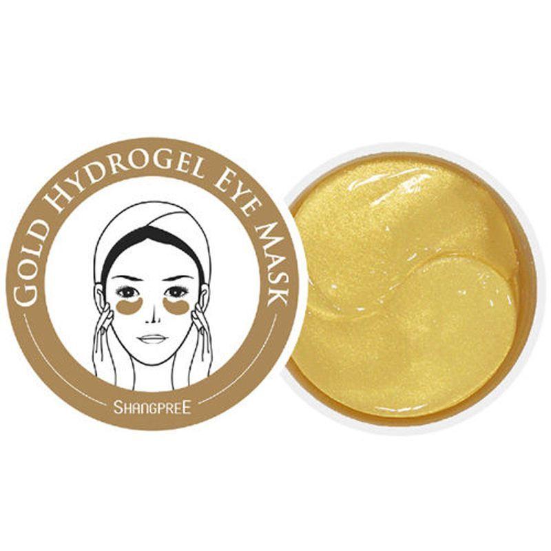 Гидрогелевые патчи с золотом Ray Energy Eye Mask