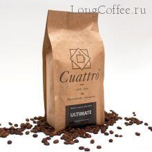 "Кофе CUATTRO ""Ultimate"""