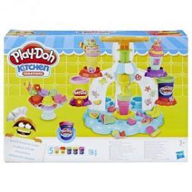 Play-Doh Фабрика мороженого
