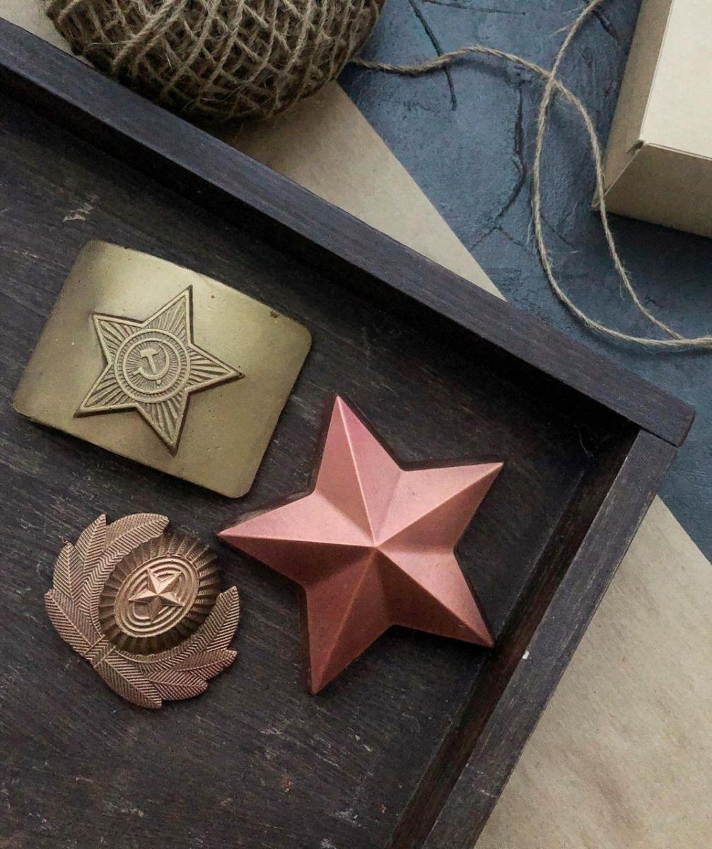 """Военный набор """"Звезда"""""""