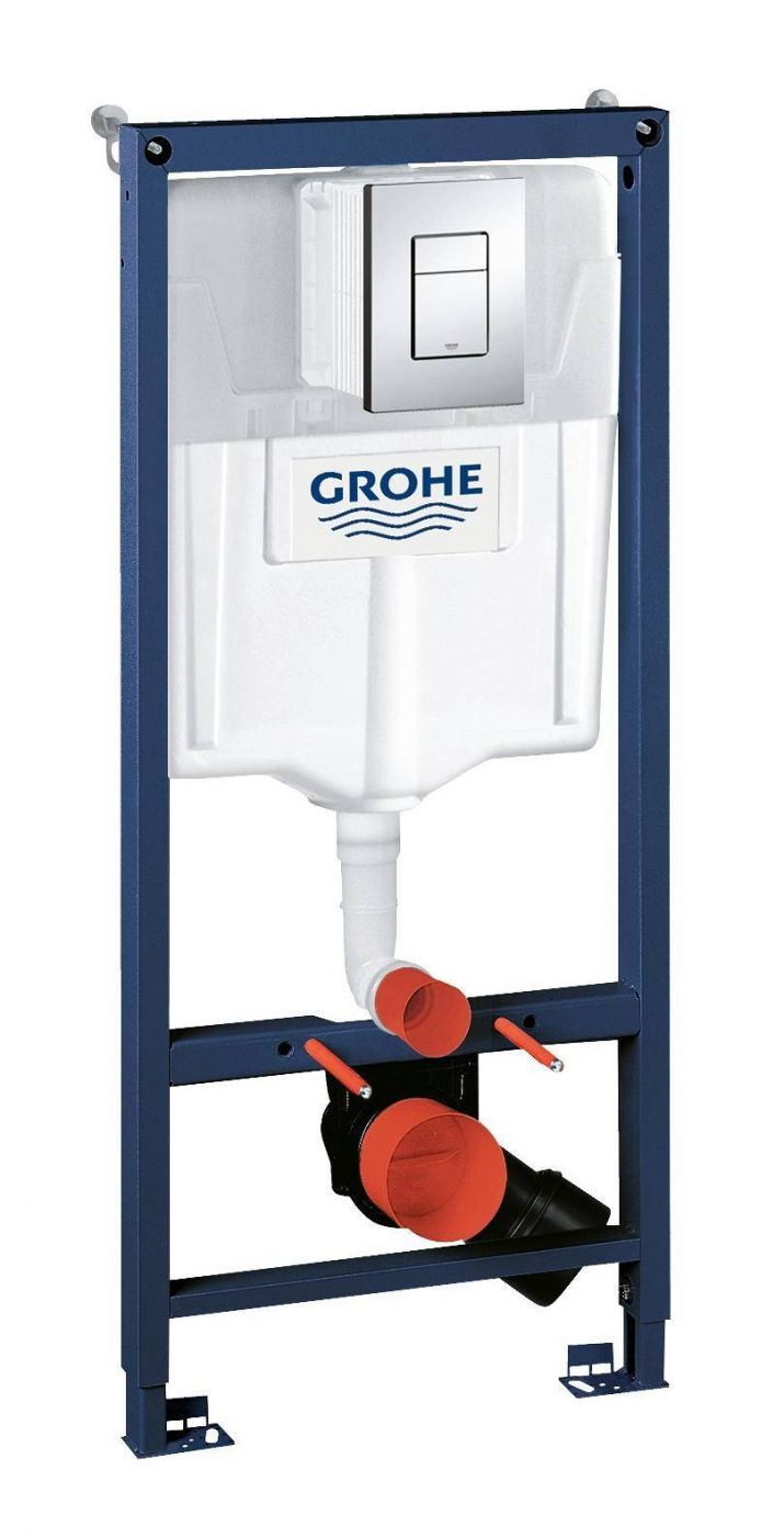 Рамная инсталляция Grohe Rapid SL 38772001