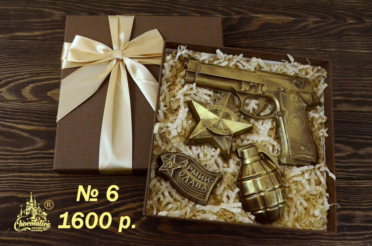Набор №6 (Шоколатика)