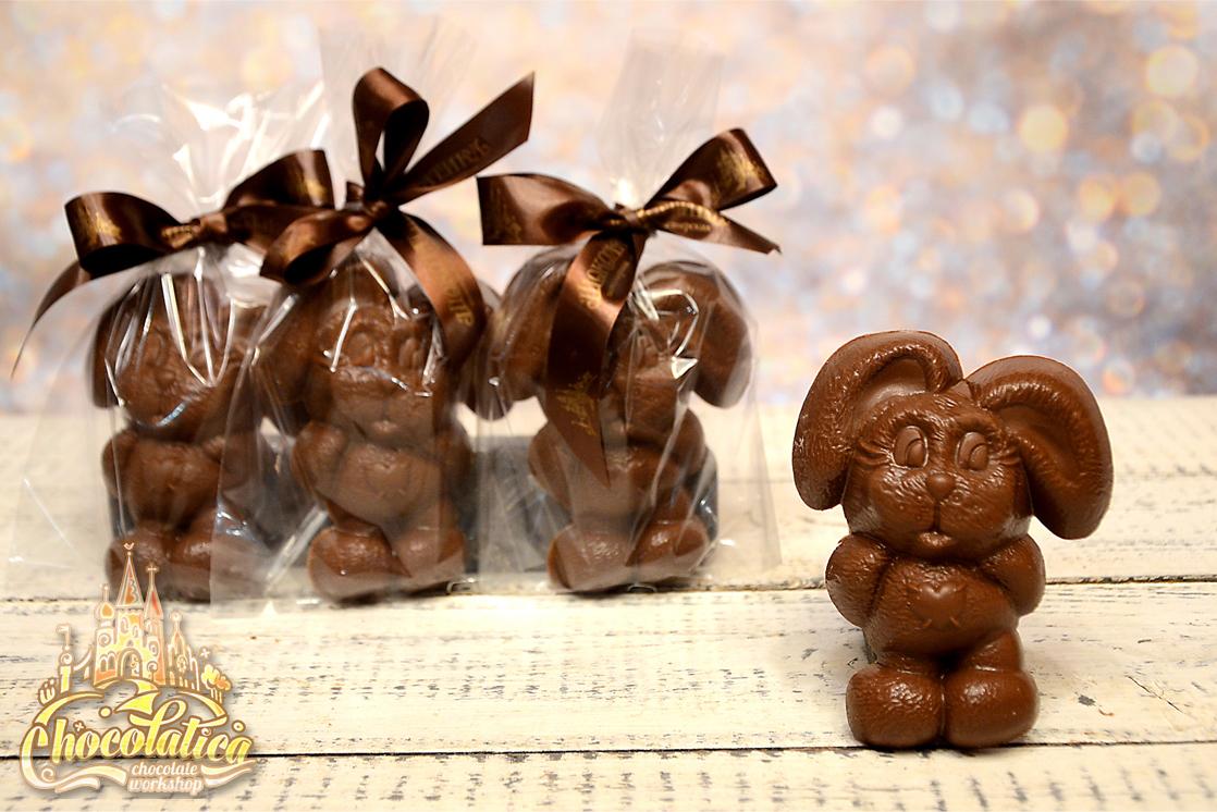 """Шоколадная Фигурка """"Зайка"""""""