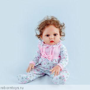Кукла реборн  ИННА  -  ЭКСКЛЮЗИВНАЯ МОДЕЛЬ ТОЛЬКО У НАС!!!