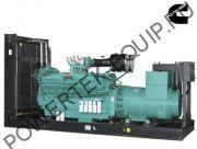 Дизельный генератор Powertek АД-1000С-Т400-1РМ15