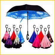 Умный зонт наоборот Up Brella