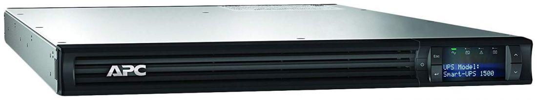 Интерактивный ИБП APC by Schneider Electric Smart-UPS SMT1500RMI1U