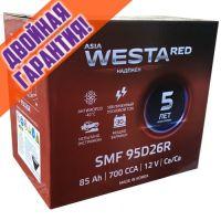 Аккумулятор Westa SMF 95D26R 85 а/ч