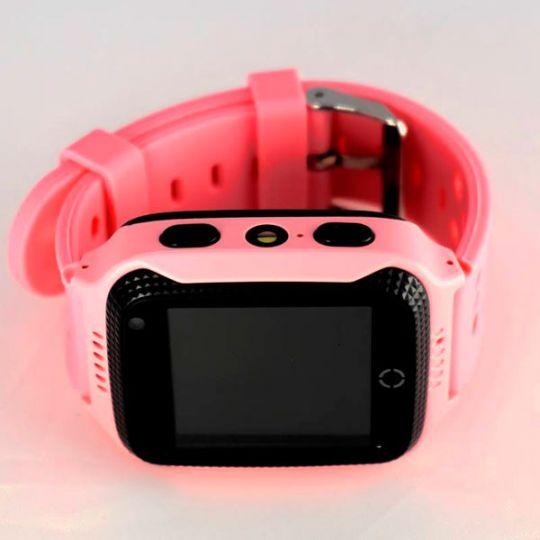 Умные детские часы Smart Baby Watch T7 (GW500S), цвет розовый