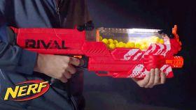 NERF Rival NEMESIS MXVII10K Красный