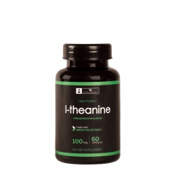 L-Theanine. 60 капс. по 100 мг. Производитель VLsupplements