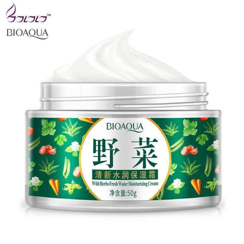 Крем для лица Bioaqua Wild Herbs Water Moisturizing