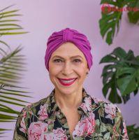 Женский головной убор после химиотерапии Тюрбан