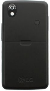 Корпус LG KP500 (black)