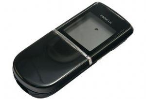 Корпус Nokia 8800 Sirocco (black)
