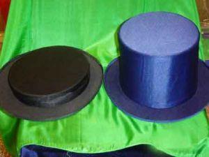 Шляпа появляющаяся