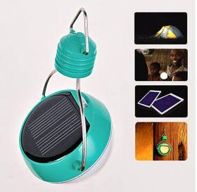 Подвесная лампа на солнечной батарее