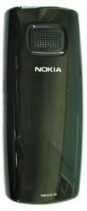 Корпус Nokia X1-00 (black)
