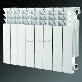 Алюминиевый радиатор Vivaldo Classic 350/85 1 секция