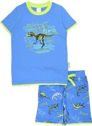 Майка и шорты Динозавры