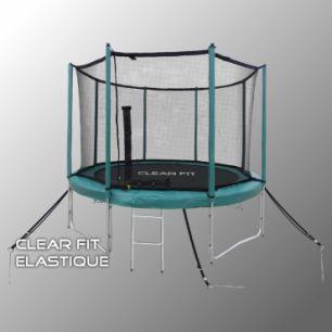 Батут — Clear Fit Elastique 14ft