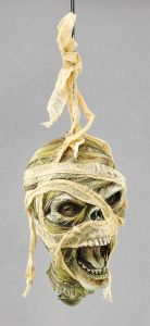 Голова Мумии на веревке