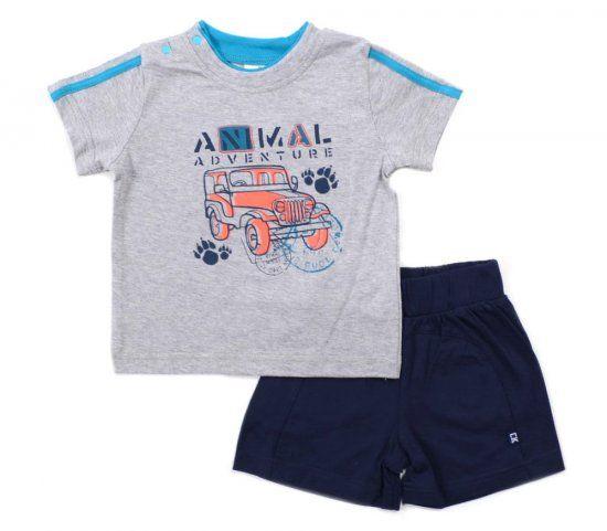 Майка и шорты для мальчика Джип