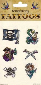Татуировки Пирата