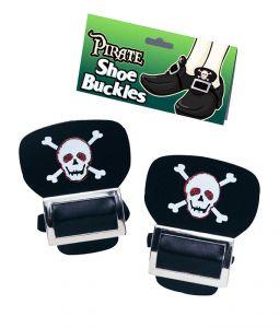 Застёжки пиратские на обувь
