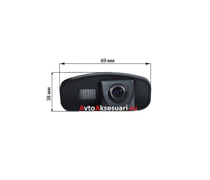 Камера заднего вида для Honda Jazz - 2001-2007