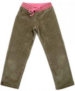 брюки велюровые девочке