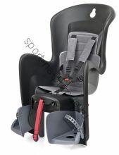 Кресло детское Polisport , заднее, модель Bilby с креплением на багажник
