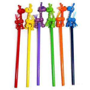 "Набор карандашей  ""Жирафы""  12шт"