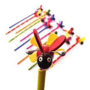 """Набор карандашей """"Стрекозы""""  12шт."""
