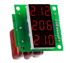 Вольтметр 3х-фазный Вм-14(3х220в) DigiTOP