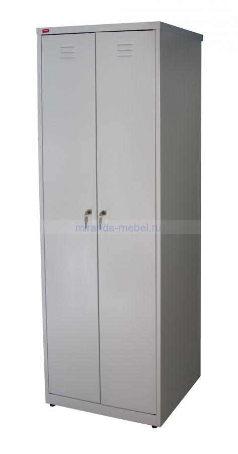 ШРМ АК Шкаф металлический для одежды