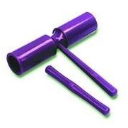 DADI DTB02 Двойной тон-блок на ручке с колотушкой