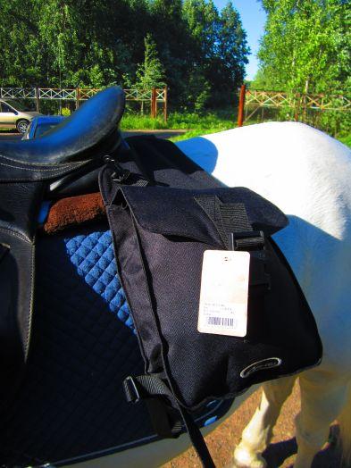 Седельные сумки (передние). Пара. Lami-Cell.