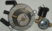 Редуктор LО.GAS впрысковой c отделяемым газовым клапаном - для автомобилей до 122 л.с.