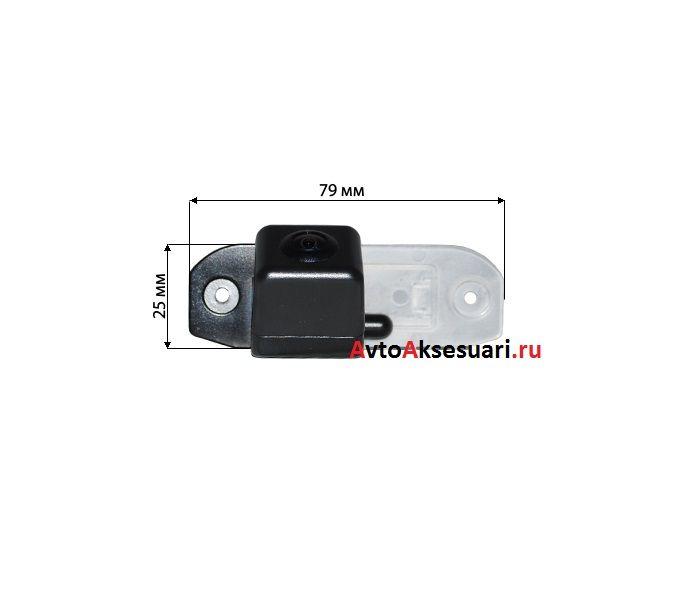 Камера заднего вида для Volvo XC60 2008+