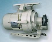 Фрикционный мотор для промышленных швейных машин. 220В;400Вт;1425 (2850)  об/мин  /  цена 7000 руб.!