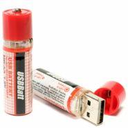 USB аккумуляторы AA