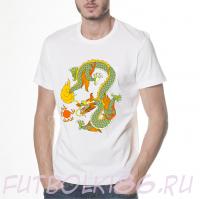 Футболка Дракон арт.01