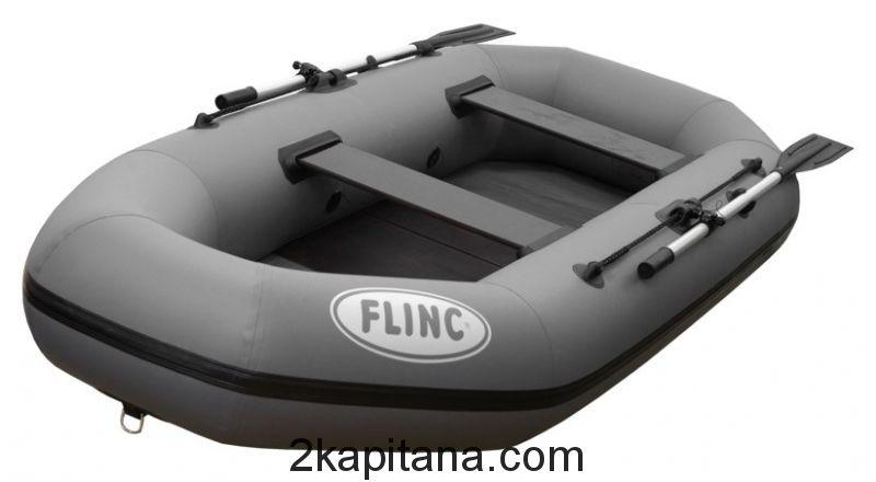 Надувная гребная лодка Flinc 280L