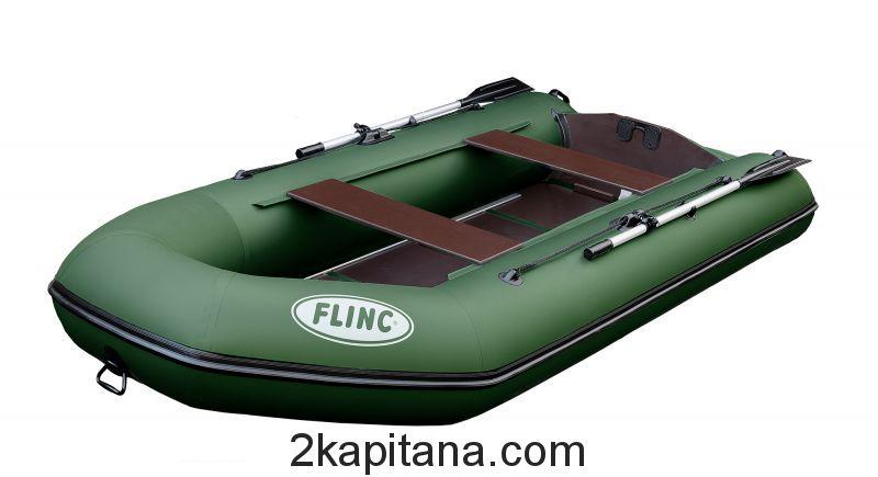 Надувная лодка FLINC FT340КL
