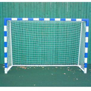 Сетка (пара) для мини-футбольных ворот 3х2м. Полипропилен 2,2мм.