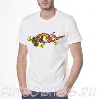 Футболка Дракон арт.015