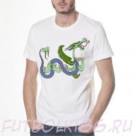 Футболка Дракон арт.019